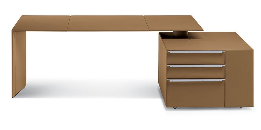 Poltrona Frau - C.E.O. Cube Desk -
