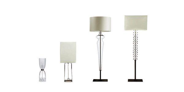 Poltrona Frau: LE LAMPADE
