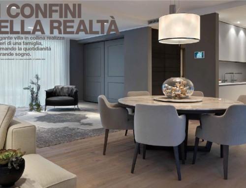 Ai confini della Realtà interior designer Turra Cristian