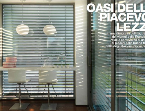 Oasi delle piacevolezze interior designer Turra Cristian