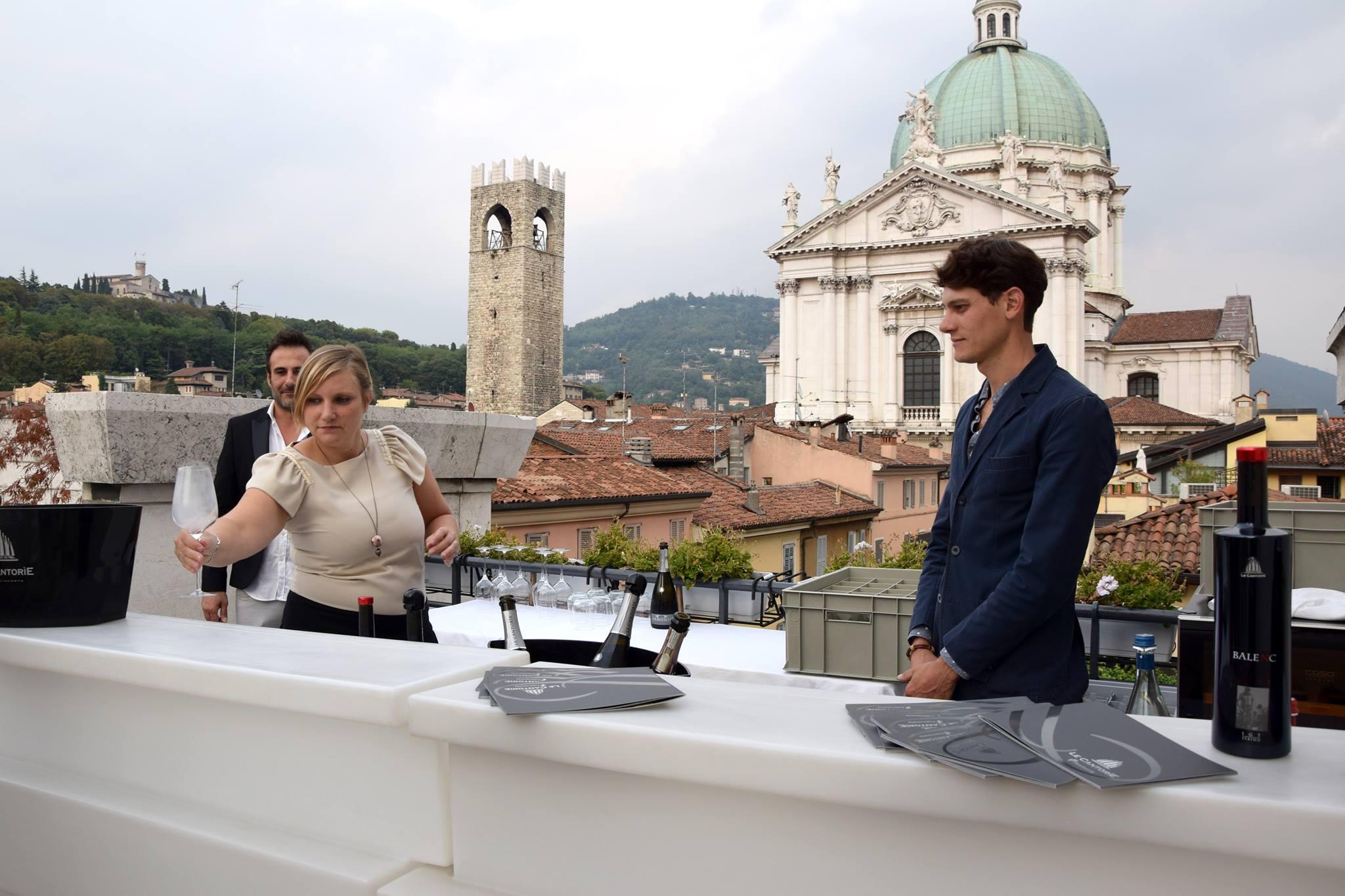 Live Cooking Presso L Hotel Vittoria A Brescia In