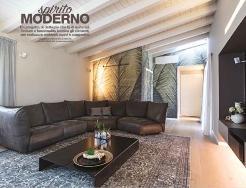Spirito Moderno interior designer Turra Cristian