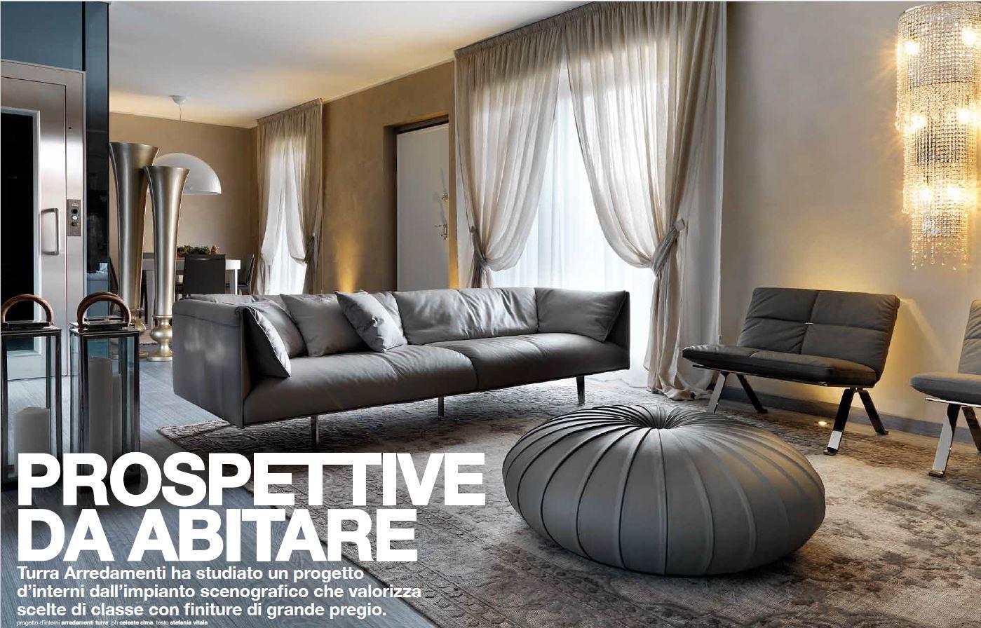 Coerenza materica ed abitativa interior designer turra for Turra arredamenti